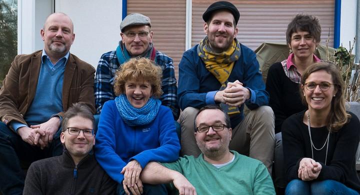 Gruppenfoto HVV